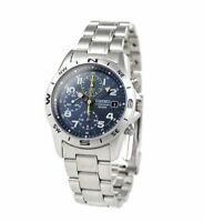 SEIKO 3Chronograph SND379P Men's Watch from Japan New