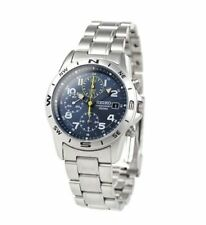 SEIKO Chronograph SND379P Men's Watch from Japan New