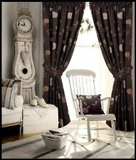 Just Contempo Cotton Blend Ready Made Curtains & Pelmets
