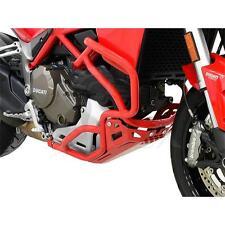 Ducati Multistrada 1200 BJ 15-17 Motorschutz Unterfahrschutz rot