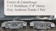 "LMH Funaro F&C T-11 T11  ANDREWS TRUCKS  Birdsboro HD Freight 5'-8"" WB 1-pair"