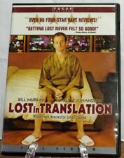 """New listing """"Lost in Translation""""Full Screen(Dvd,2003)~Collecto rs Special~25% Off 4 Or More!"""