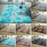 Shaggy Area Rugs Floor Carpets Living Room Bedroom Home Soft Large Rug 120x160cm