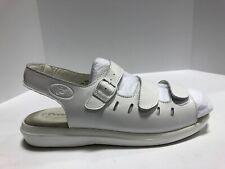 Propet Breeze Walker Womens Sandal White 10.5 4E