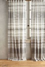 Anthropologie Cabana Sequined Curtain-50 x 96- $88 MSRP