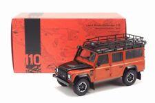 1:18 Almost Real Land Rover Defender D110 One Ten Adventure Edition 2015 Orange