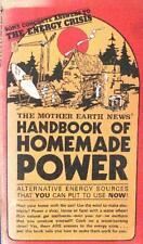 Mother Earth News Handbook of Homemade Power