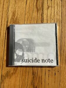 Suicide Note Demo CD Hardcore Screamo convergeSaetia Orchid PG 99 you and i