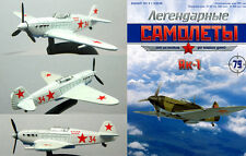 Soviet Russian JAK 1  Fighter Aircraft + magazine !
