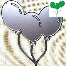 Balloon Cutter Cutting Dies Stencil Scrapbooking Cards Paper Embossing Craft