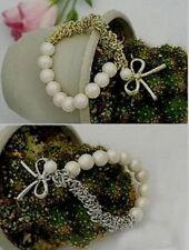 Handmade Pearl Chain Fashion Bracelets