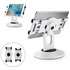 """Retail Stands Kiosk IPad Stand, 360 Rotating Commercial Tablet 6-13.5"""" Mini Pro"""