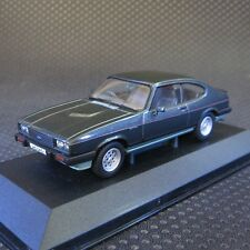 1:43 Corgi Vanguards Ford Capri MK3 2.8 Die Cast Car Model with Box