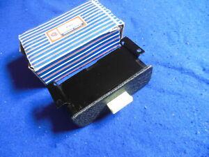 NOS BMC Factory Accessory Ash Tray Mini Cooper MG Austin Healey etc Mint