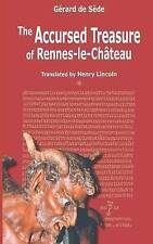 The Accursed Treasure of Rennes-Le-Chateau by De Sede, Gerard -Paperback