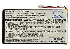Batería Para Creative ba20603r79914 lpcs285385 Nuevo Reino Unido Stock