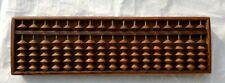 Antiker massiver japanischer Soroban aus Kiryu - Takasaki, Japan