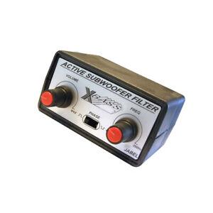 ZSM-265 Circuit subwoofer active filter JABEL