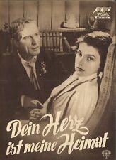 DNF | DEIN HERZ IST MEINE HEIMAT | Inge Egger, Victor Staal