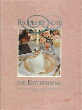ROCHESTER MN 1994 CIVIC MUSIC GUILD COOK BOOK RECIPES OF NOTE * VICTORIAN TEA