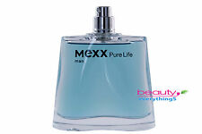 Mexx Pure Life Man by Mexx 2.0oz EDT Spray New & Unboxed Men's Cologne Very RARE