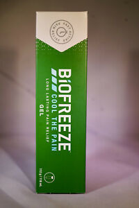 BioFreeze Pain Relief - Cold Therapy GEL OR ROLL ON