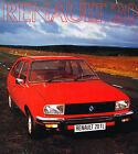 1976 1977 Renault 20 12-page Grade-B Original Car Sales Brochure Catalog - UK