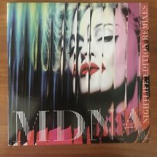 Madonna MDNA Nightlife Edition Remixes EP 2xVinyl 278463 Coloured Disk