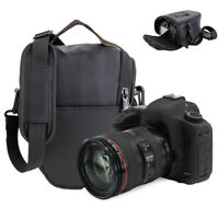 Digital DSLR SLR Camera Shoulder Strap Case Waist Bag For Nikon Canon EOS Sony