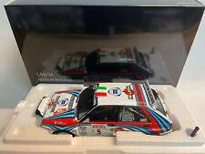 Kyosho Lancia Delta HF Integrale #5 Rally Sanremo 1992 1/18 8348B IN STOCK!