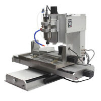 HY-6040 DIY 5 Axis 2200W CNC Router Drilling Factory Direct Via DHL