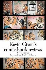 Kevin Given's comic book reviews: Dr. Who, Assasins Creed, Army of Darkness, Doc