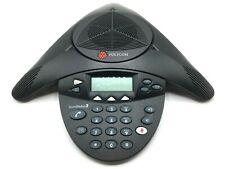 Polycom SoundStation 2 Office Business Conference Phone 2201-16000-001