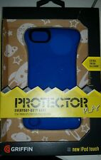 Griffin Protector for ipod touch Play Planets Extra thick silicone blu(7b)