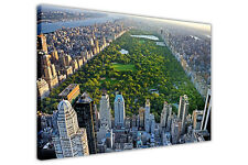 NEW YORK CENTRAL PARK CANVAS WALL PRINTS HOME DECORATION POSTERS ART PICTURES