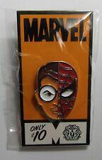 Spider-Man Peter Parker Pin Spidey Sense Mondo Tom Whalen Marvel Comics NEW
