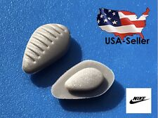 US Seller Nike Eye Glasses Premium Silicone Nose Pads Nosepads x1 Pair Grey