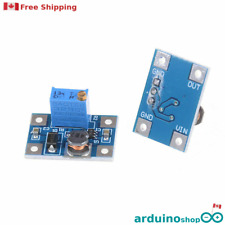 2-24V to 3-28V 2A DC-DC SX1308 Step-up Boost Converter Module - CanHobby