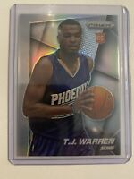 2014-15 Panini SILVER Prizm Prizms TJ Warren RC Rookie Card #263 📈 Suns PACERS