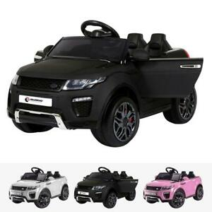 Kids 12V Range Rover Evoque Style Electric Ride on Car with Parental Remote