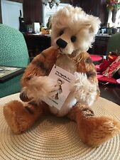 "Mill Creek Creations Rosalie Frischmann ""I'm Tiggerific, Too!"" Bear LE 7/50 WDW"