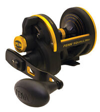 PENN SQUALL 40 LEVER DRAG MULTIPLIER LEFT HAND WIND SEA FISHING REEL SQL40LDLH