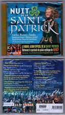 NUIT DE LA SAINT-PATRICK 2007 - Live A Bercy (CD) 2007 NEUF