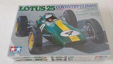 1:20th Tamiya Lotus 25 Coventry Climax