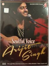 Arijit Singh - Soulfull Voice - Bollywood Songs DVD ALL/0