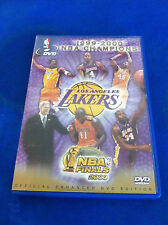 Los Ángeles Lakers 1999-2000 NBA Campeones DVD Kobe Bryant Shaquille o' Neal
