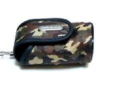 Sony lcs-ud camouflage sacoche de transport souple armée sac pour DSC-U10/U20/neuf