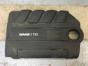SAAB 93 2006 1.9 TID ENGINE COVER TRIM 55556364