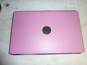 Dell Inspiron 1545 Win10 PRO, Intel Dual Core T4200 2.0ghz 4gb RAM 500gb HD PINK