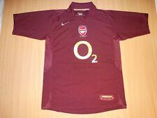MINT ARSENAL 2005/2006 LIMITED EDITION 1112/3000 shirt jersey HIGHBURY HOME  L